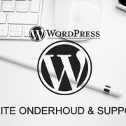 WordPress onderhoud en support